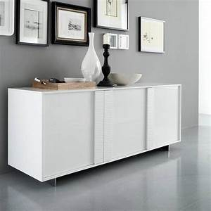 20 Best Collection of White Contemporary Sideboard