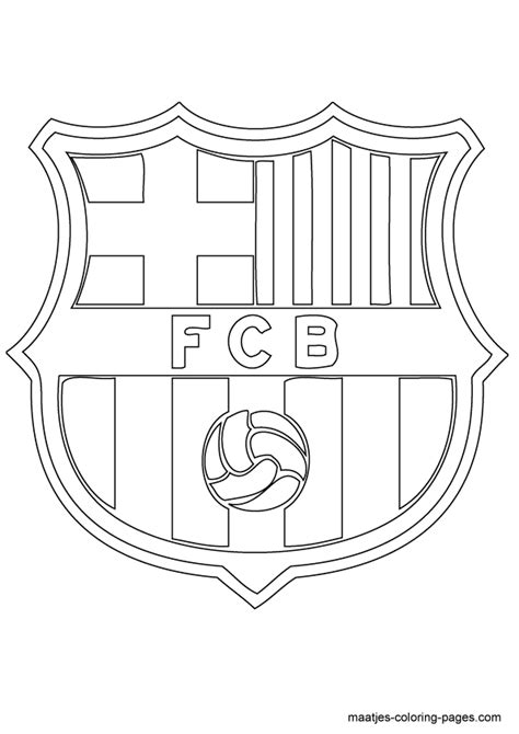 Kleurplaat Barcelona Messi by Messi Coloring Pages Coloring Home