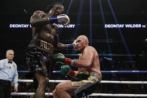 Hearn Backs Deontay Wilder To Win Tyson Fury Rematch ...