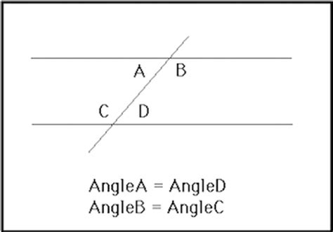 Alternate Interior Angles Definition, Theorem & Examples