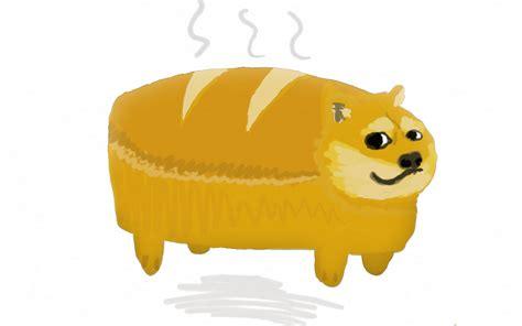 Doge Bread By Saberpeep On Deviantart