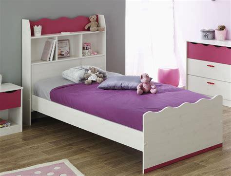 Jugendbett 90x200 Cm Mädchen Weiß Pink Mädchenzimmer