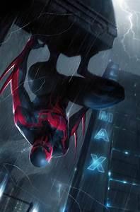 Spider-Man 2099 #11 Cover by Francesco Mattina   marvel ...