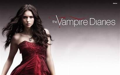 Vampire Diaries Elena Gilbert Wallpapers Damon Nina