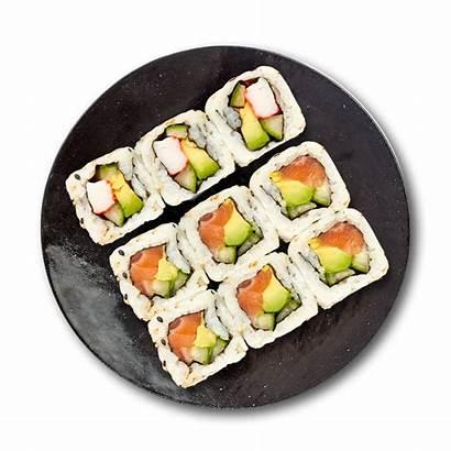 Surimi Saumon California Market Classic Sushi Calories