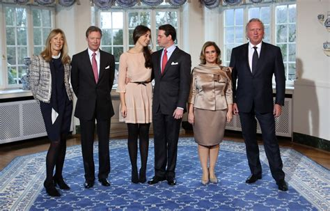 luxembourgs royals  set  prince felix  luxembourg