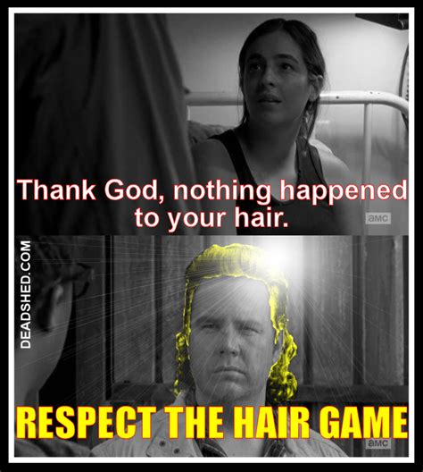 Game 6 Memes - deadshed productions mullet edition the walking dead 6x01 memes