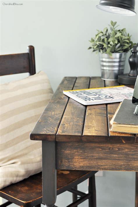 farmhouse style desk 25 stylish diy desks