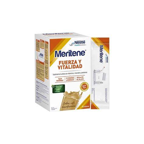 Get 20% off select items w/ code: Meritene Coffee decaffeinated 15 Envelopes