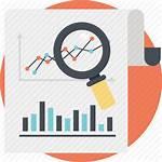 Icon Loss Analytics Forecast Gain Predictive Analysis