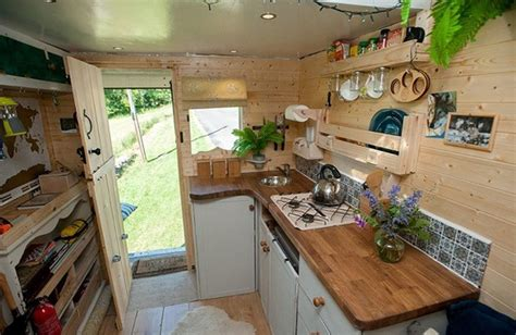 couple  simply   converted box truck