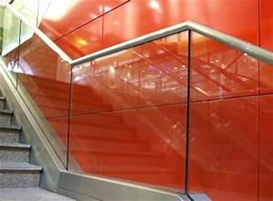 Treppengeländer Mit Glas : treppengel nder aus glas sind modern und sicher ~ Markanthonyermac.com Haus und Dekorationen
