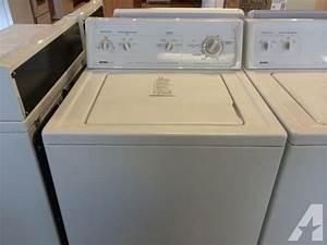 Kenmore 70 Series Super Capacity Plus Washer    Washing