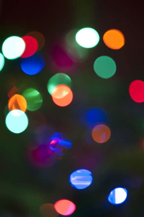 image  colorful diffused lights  wallpaper