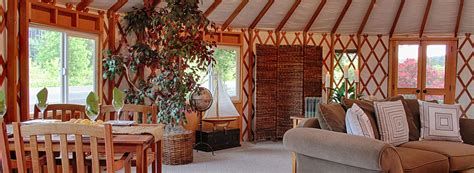 Finely Crafted Yurts - Structurally & Technically Advanced