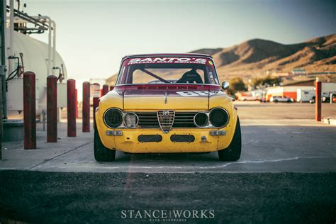 Anthony And Fabrizio Rimicci's Alfa