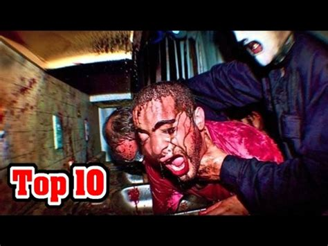 Scariest Halloween Maze Los Angeles by The Scariest Haunted House In Az The 13th Floor Doovi