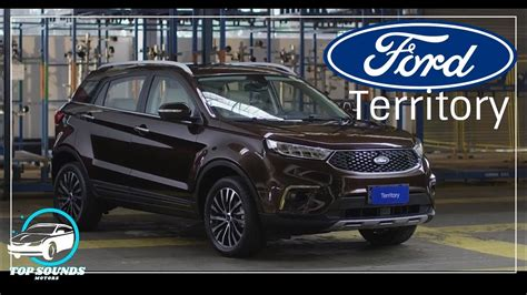 Ford Territory 2020 by Novo Ford Territory No Brasil Em 2020 Top Carros