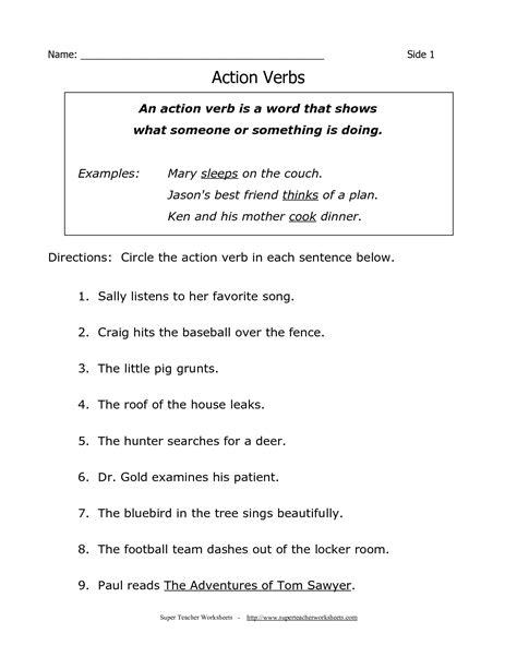 printable worksheet for grade 1 7 best images of free printable worksheets for grade 11 grammar free 1st grade grammar