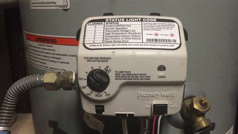 furnace pilot light keeps going out water heater pilot light keeps going out honeywell