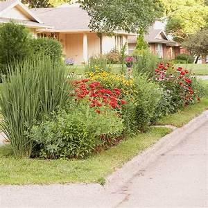 Garten Hügel Bepflanzen : coole gartengestaltung bepflanzen sie den rasenstreifen vor dem haus ~ Indierocktalk.com Haus und Dekorationen