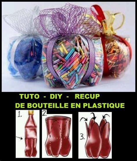 recup deco bouteille plastique bouteille r 233 cup plastique tuto diy r 233 cup tags et bricolage