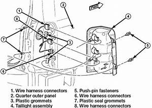 2006 Jeep Liberty Tail Light Wiring Diagram