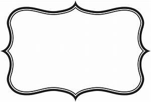Label Frame Clipart (85+)