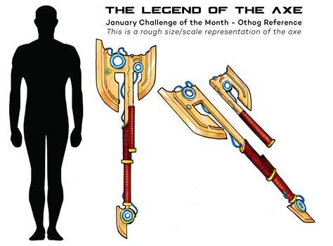 Legend Of The Axe  Jazza Studios