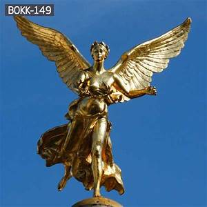 The Production Instructions Of Bronze Angle For Sale Bokk