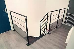 garde corps pour escaliers modernes steel metal With rideaux pour tonnelles exterieur 12 garde corps design