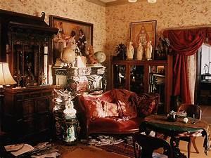 Eclectic Victorian Psychic Living Room Set Decorator Rick