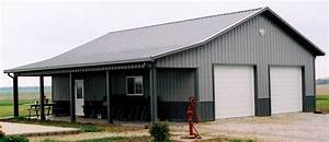 30x50 pole barn joy studio design gallery best design With 50 x 60 pole barn cost