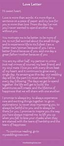 Love letter for Love letter wedding ceremony