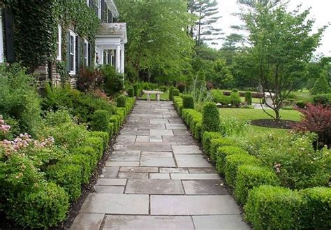 landscaping ideas walkways and paths walkway and path bearsville ny photo gallery landscaping network