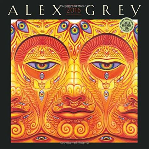 alex grey wall calendars unique calendars blog