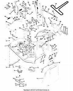Poulan Pp12538 Tractor Parts Diagram For Mower