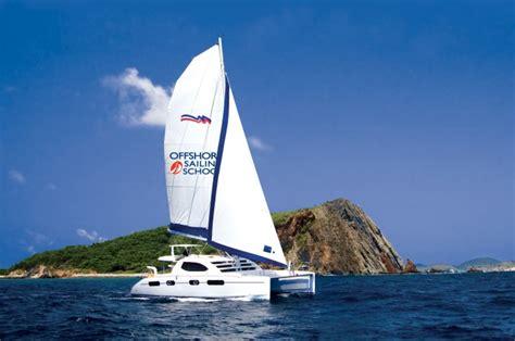 Bvi Catamaran Sailing Vacations by Catamaran Sailing Catamaran Sailing Vacations