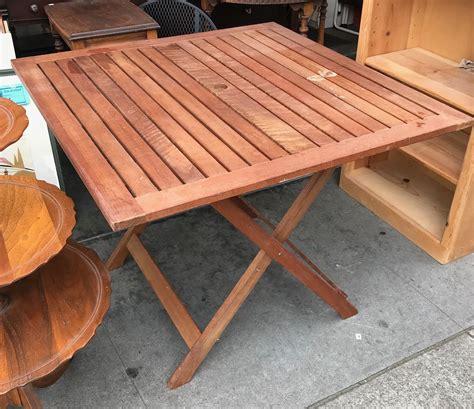 uhuru furniture collectibles sold  teak  square