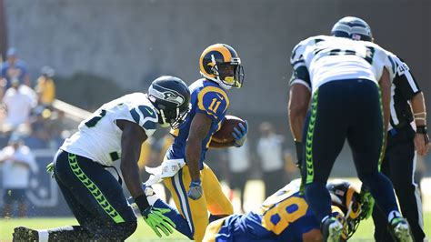 rams  seahawks  picks  predictions seattle