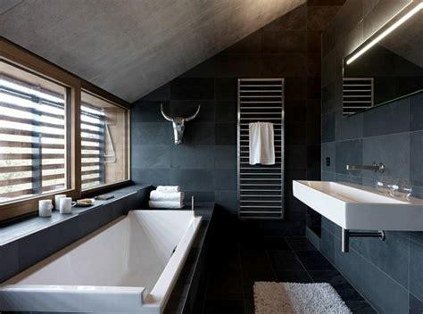 luxus badezimmer grau luxus badezimmer in schwarz der neue trend