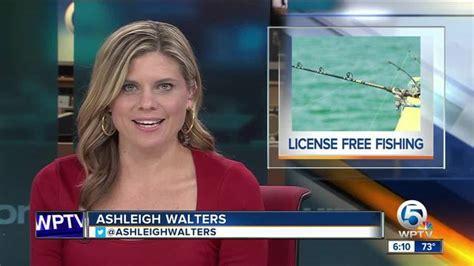 License-free Saltwater Fishing Day In Florida On Nov. 25