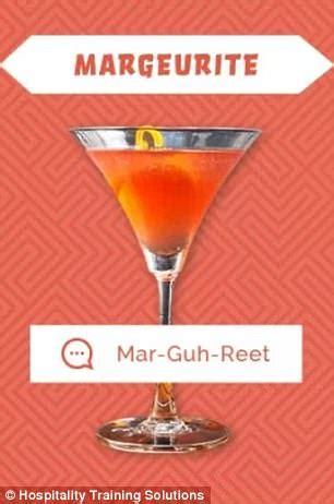 marguerite lemon drink hospitality solutions on cocktail pronounciation