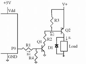 simple dimmer switch wiring diagram dimmer switch wire With with solar panel schematic diagram also npn and pnp transistor diagram