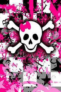 Information About Girly Skull Wallpaper For Mobile