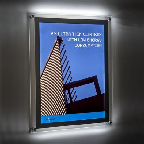 wall mounted light boxes uk wall mounted light box 10 methods to enhance the