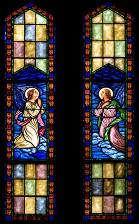 stained glass ls for st paul s windows