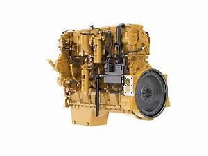 New Cat U00ae C15 Acert U2122 Industrial Diesel Engine For Sale