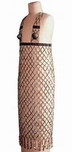 Bead Net Dress