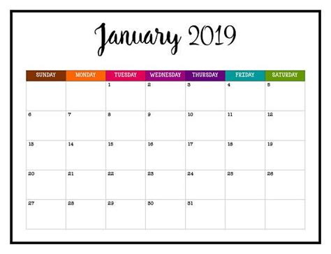 printable calendar wall calendar pages crazy colorful fun